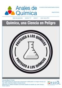Ver Vol. 112 Núm. 1 (2016): Anales de Química